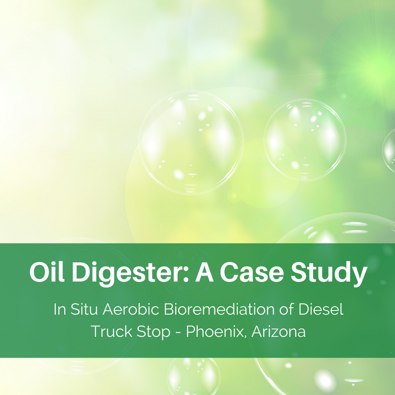 Oil Digester Bioremediation Case Study 1