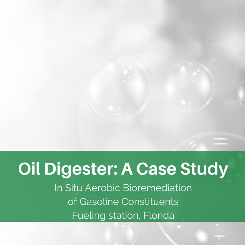 Oil Digester bioremediation case study 2